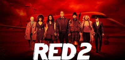 Red 2: da oggi al cinema