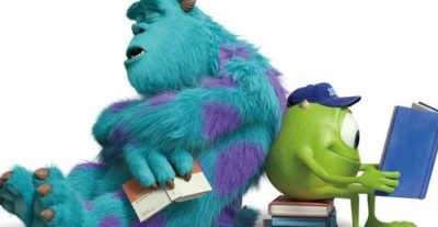 Monsters University: I preparativi per la festa di Halloween