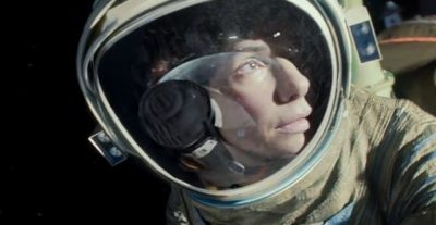 Gravity vince ai Bafta e ai Ves Awards