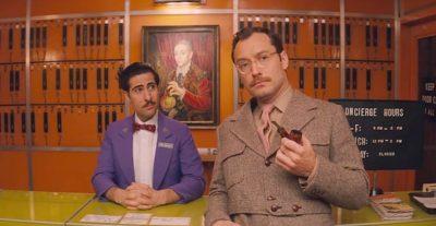 Grand Budapest Hotel: due nuove clip in italiano
