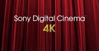 Sony 4K Digital Cinema anche quest'anno al Cinè di Riccione