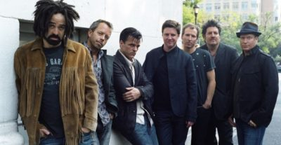 "Counting Crows: è uscito il nuovo atteso album ""Somewhere Under Wonderland"""
