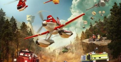 Planes 2 – Missione Antincendio: tre nuove clip