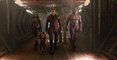 Guardiani della Galassia: live chat con i protagonisti e nuovo trailer in esclusiva per i fan di facebook