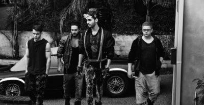 I Tokio Hotel debuttano al #5 posto della classifica di vendita italiana