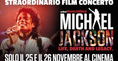 Nuova clip tratta da Michael Jackson Life, Death and Legacy