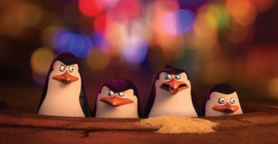 Nuova featurette da I Pinguini di Madagascar
