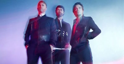 I Take That ad ottobre in concerto in Italia