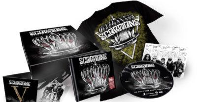 """Esce il 24 febbraio il nuovo album degli Scorpions, """"Return To Forever"""", per celebrare i 50 anni di carriera"""