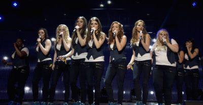 Le Barden Bellas tornano sul palco: nuovi video di Pitch Perfect 2