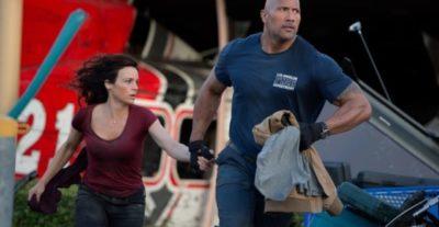 San Andreas conquista il box office italiano!