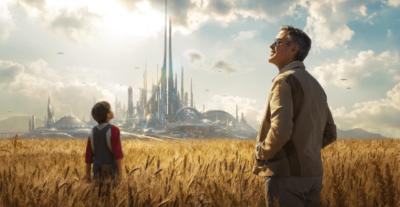 Tomorrowland – Il Mondo di Domani: in un video il personaggio di George Clooney
