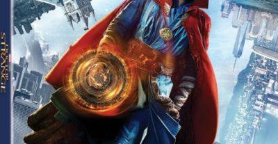 Doctor Strange – Da oggi disponibile in DVD, Blu-Ray e Blu-Ray 3D