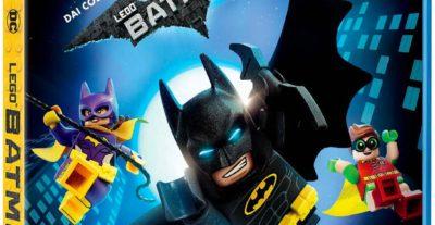 Lego Batman: Il Film – Dal 7 giugno in DVD e Blu-Ray con Warner Bros
