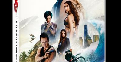 xXx: Il ritorno di Xander Cage – Dal 24 maggio in DVD e Blu-Ray con Universal Pictures
