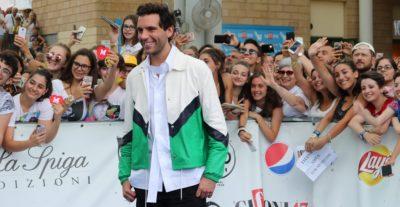 Mika si confessa ai giovani giurati del Giffoni Film Festival 2017