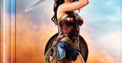 Wonder Woman – Dal 12 Ottobre in DVD, Blu-Ray e 4K Ultra HD con Warner Bros