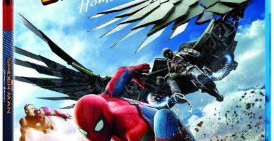 Spider-Man: Homecoming – Recensione della versione Blu-Ray