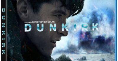 Dunkirk – Dal 18 Dicembre in DVD, Blu-Ray, 4K Ultra HD e due edizioni speciali