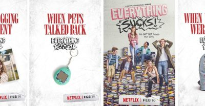 Everything Sucks! – primo trailer della serie Netflix anni Novanta