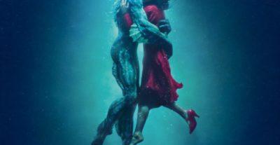 Del Toro e il cast festeggiano le 13 nomination agli Oscar: ecco il nuovo poster de La Forma dell'acqua