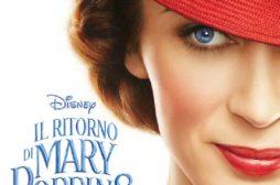 Il ritorno di Mary Poppins: primo trailer e poster dell'atteso film Disney