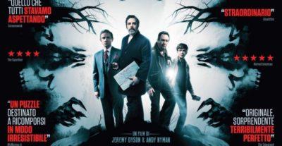 Ghost Stories – Il poster italiano del film horror con Martin Freeman