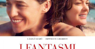 I Fantasmi D'Ismael – Poster ufficiale del film in uscita il 25 Aprile
