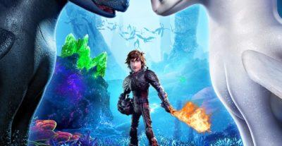 Dragon Trainer – Il Mondo Nascosto, ecco il poster italiano