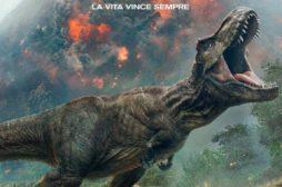 Jurassic World – Il Regno Distrutto – Recensione (di Marco Alocci)