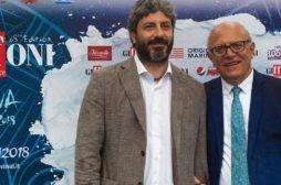 Giffoni 2018: il presidente Fico incantato dall'entusiasmo dei giurati e dalla futuristicaMultimedia Valley
