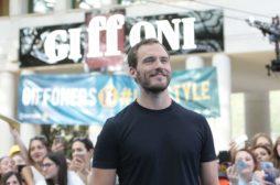 """Giffoni 2018: Sam Claflin, commosso presenta il suo ultimo film """"Adrift"""""""