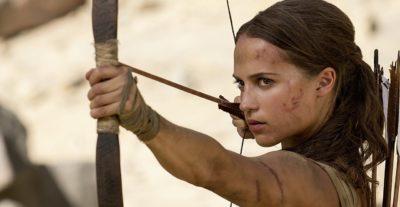 Tomb Raider con Alicia Vikander arriva in 4k UHD, Blu-ray e DVD