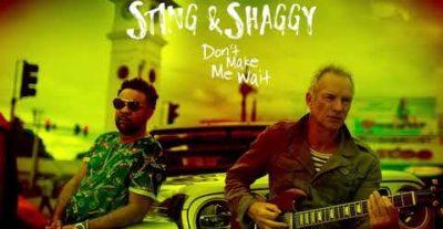 Sting e Shaggy ospiti internazionali a Sanremo 2018
