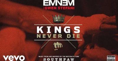 Eminem firma la colonna sonora di Southpaw