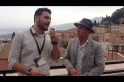 TaorminaFilmFest 2016: Intervista a Claudio Santamaria [VIDEO]