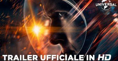Il Primo Uomo, ecco il trailer italiano del nuovo film con Ryan Gosling