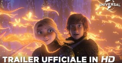 Dragon Trainer – Il Mondo Nascosto: ecco il teaser trailer ufficiale italiano
