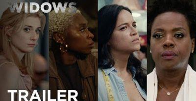 Widows – Eredità Criminale: trailer ufficiale del nuovo film di Steve McQueen
