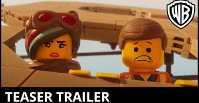 The LEGO Movie 2, ecco teaser trailer e teaser poster del film