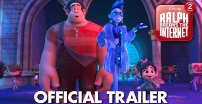 Ralph Spacca Internet: nuovo trailer con principesse Disney e Stormtrooper