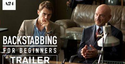 Giochi di Potere: Theo James e Ben Kingsley al cinema dall'11 luglio
