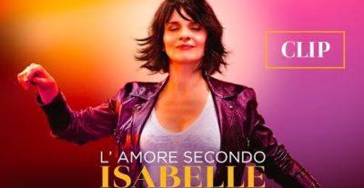 Juliette Binoche nella prima clip de L'amore secondo Isabelle
