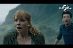 Jurassic World – Il regno distrutto: in arrivo il primo trailer