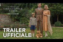 Trailer italiano di Vi Presento Christopher Robin