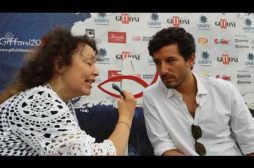 Giffoni 2018: Francesco Scianna sul set di Salerno con Frank Matano – Intervista