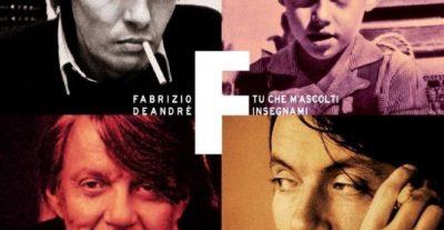 """""""Tu che m'ascolti insegnami"""", la nuova raccolta di De André. Morgan: """"È il padre della musica italiana"""""""