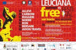 Leuciana Summer Festival, la quindicesima edizione è ai nastri di partenza