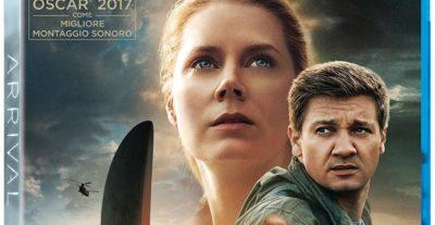 Arrival, la nuova fantascienza di Denis Villeneuve finalmente in Blu-ray