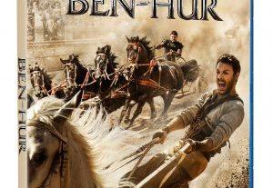 Ben-Hur – Da mercoledì disponibile in Home Video con Universal Pictures